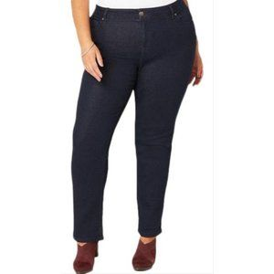 TALBOTS Charcoal Grey Flawless Five-Pocket High Rise Jeggings